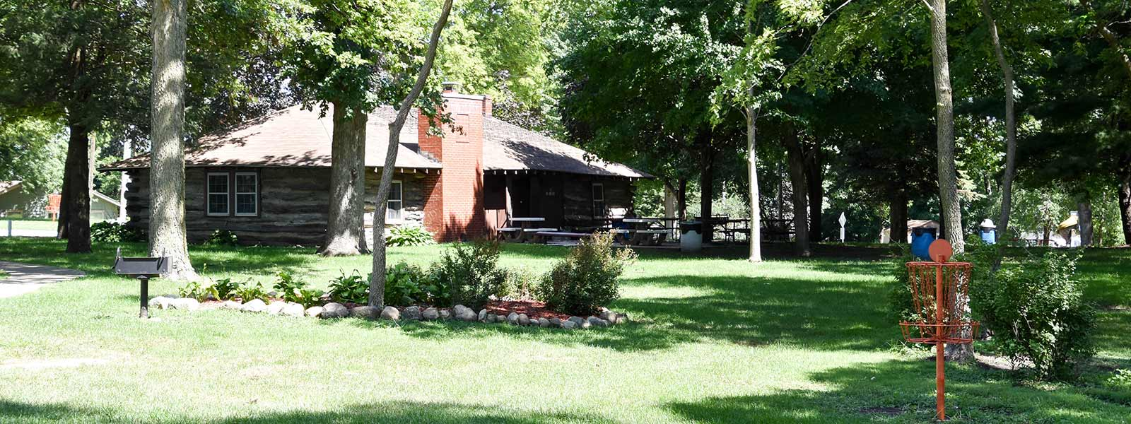 Edgewood Log Cabin