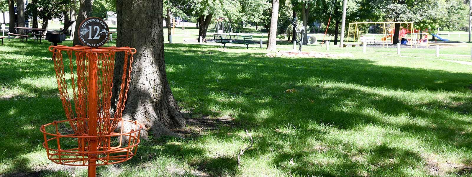 Edgewood Park Disk Golf