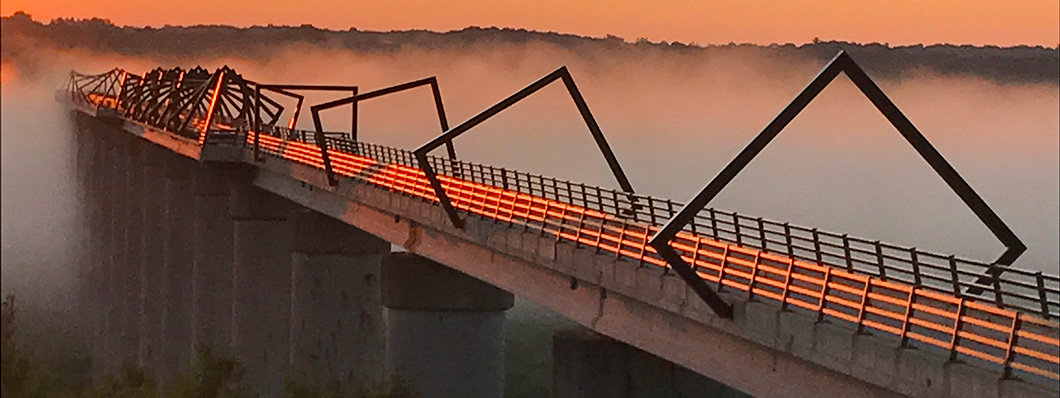 High Trestle Trail Sunrise