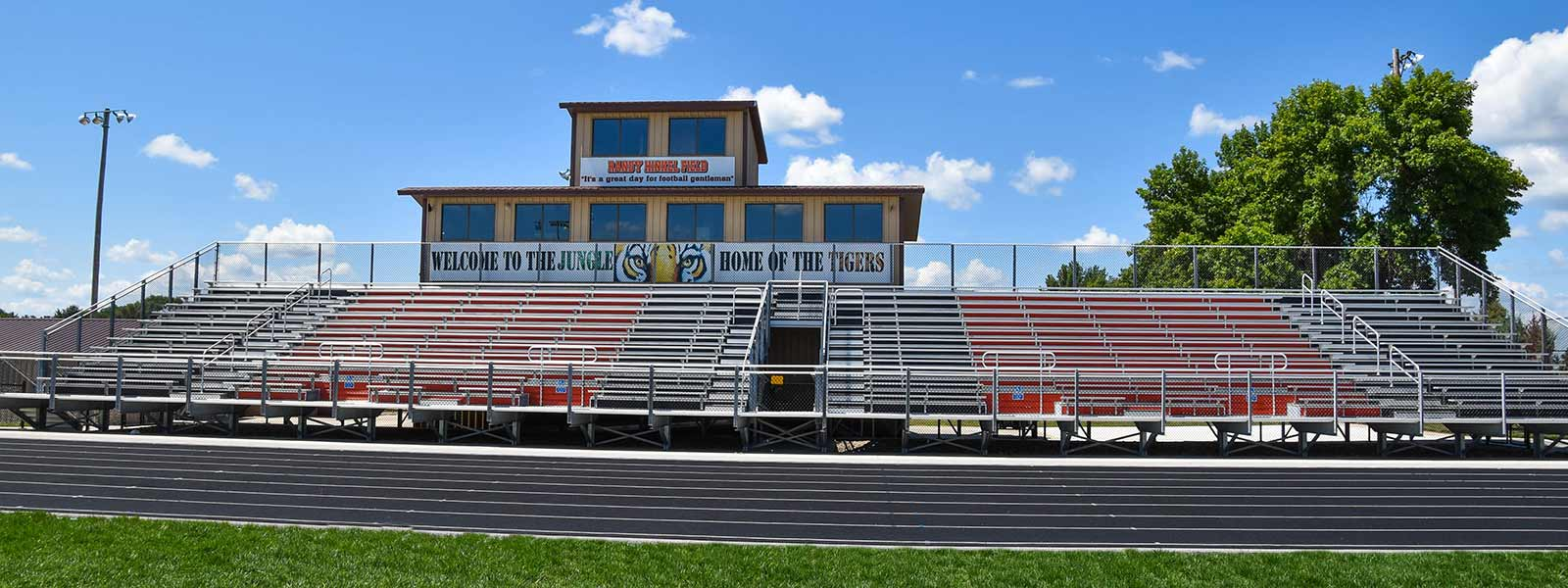 Stadium and Track